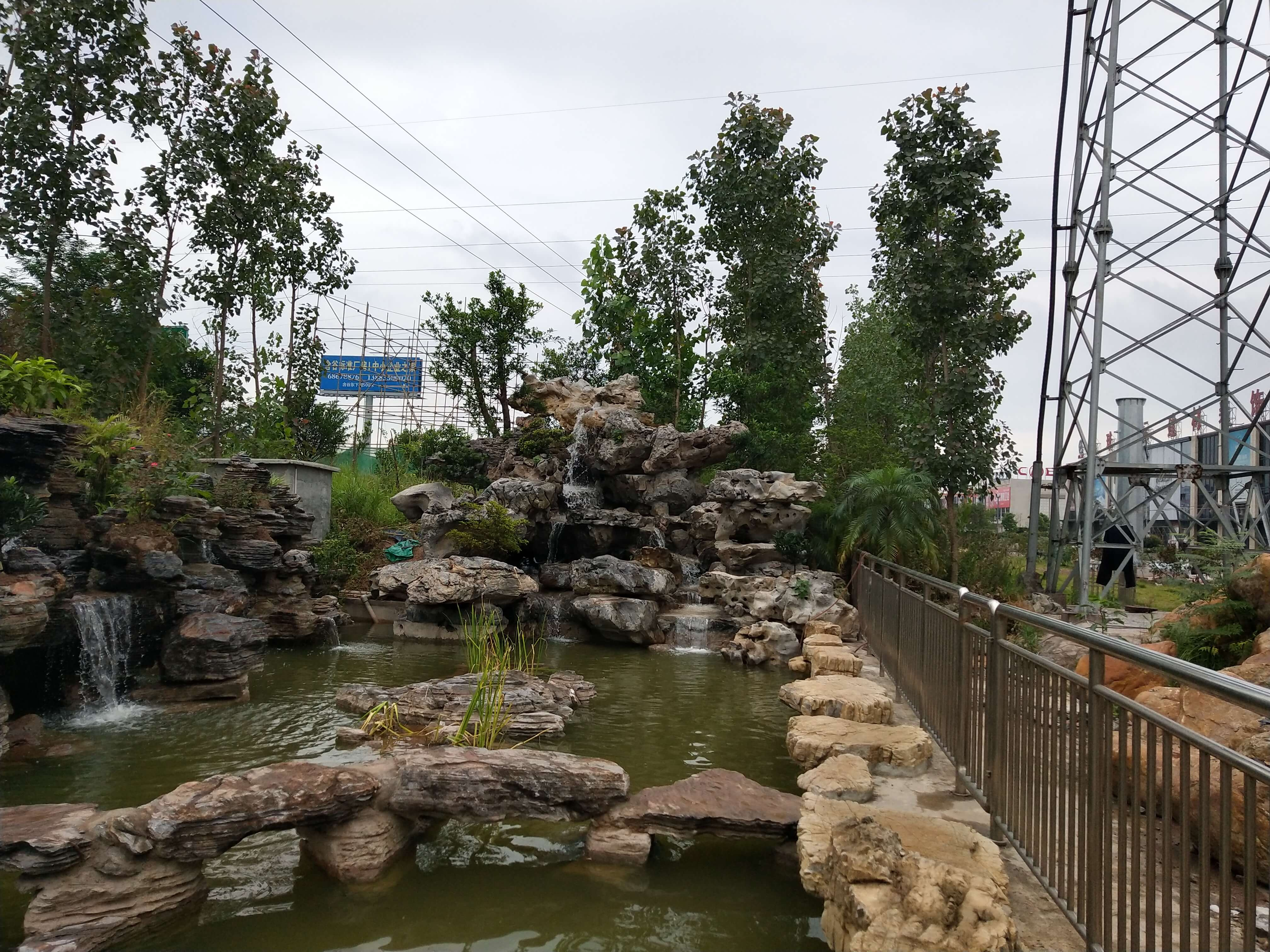 最新成品19_重庆星琳景观石材有限公司